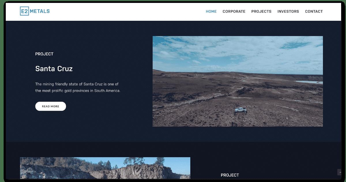 e2-website
