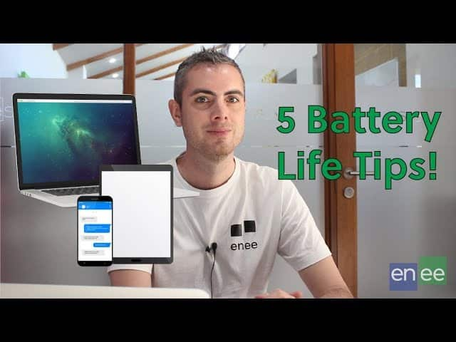 5 battery tips for laptop phone tablet