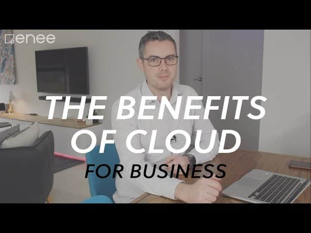 benefits of cloud for business