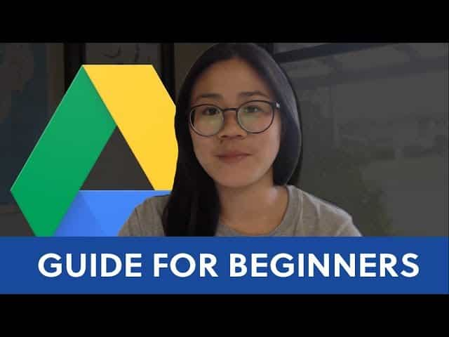 google drive for beginners