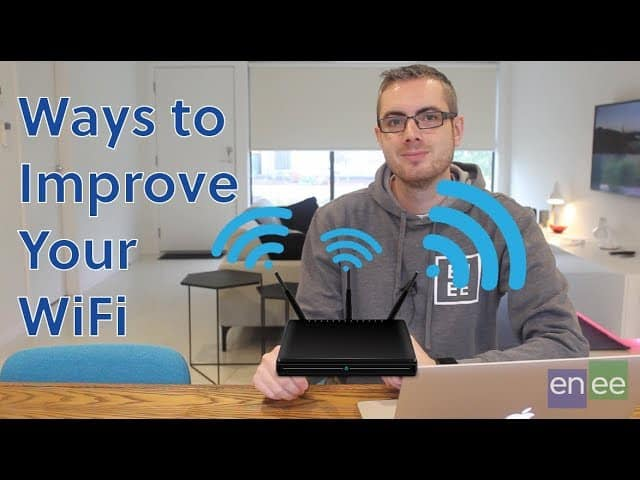 ways to improve wifi