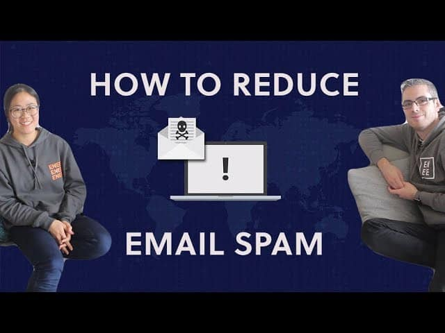 how to reduce email spam